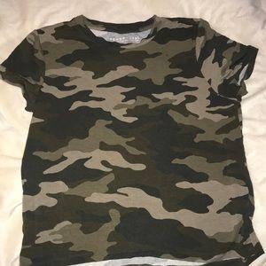 Aeropostale camo shirt